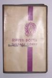 Horváth György birkózó Újpesti Dózsa tagsági könyv