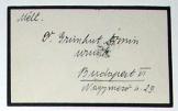 Régi  Gyász távirat futott 10 filléres bélyeg 1931