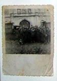 Régi világháborús katona baka fotó egység van rajt