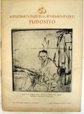Képzőművészeti és Iparművészeti tudósító_ 1956 Aug