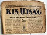 Kis ujság napilap FKGP pártlapja 1947. november 30