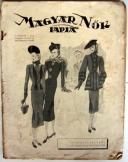 Magyar Nők Lapja_1939 Január 20. 1 évf. 3. szám