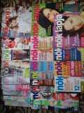 Nők Lapja,Blikk Nők és más heti újságok eladók