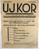 Ujkor 1936 december 17. 2. évf. 30. szám