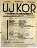 Ujkor  1936 december 24. 2. évf. 31-32. szám