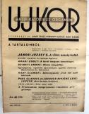 Ujkor katolikus hetilap 1936 június 1.