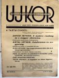 Ujkor katolikus hetilap  1936 május 15.