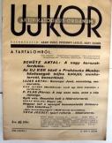 Ujkor katolikus hetilap  1936 május 1 2. évf. 9.sz