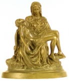 Pieta Michaelangelotól kisplasztika szobor