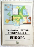 Kósa Pál: Feladatok, játékok térképekkel 1.