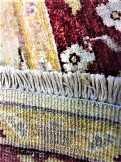 Gyönyörű afgán csomózott perzsa szőnyeg - ZIEGLER