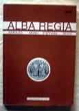Alba Regia Szent István Múzeum évkönyv 1998 német