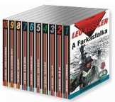 Leo Kessler A háború kutyái sorozat 1-32 kötet