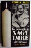 Tóbiás Áron: In memorian Nagy Imre