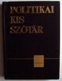 Politikai kisszótárt Kossutth kiadó 1980
