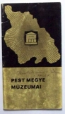 Ikvai Nándor: Pest megye múzeumai