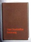 Német Demokratikus Köztársaság Panoráma útikönyv
