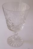 Kristály boros pohár
