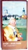 A pápa szentatya Győrött 1996 szeptember 7
