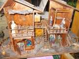 Betlehem antik figurákkal